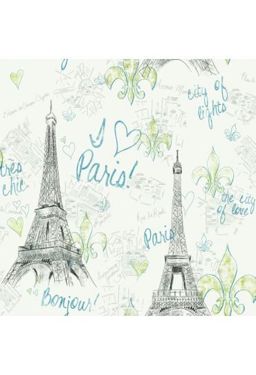 papel-de-parede-girl-power-paris-cor-verde-cod-pw-3908
