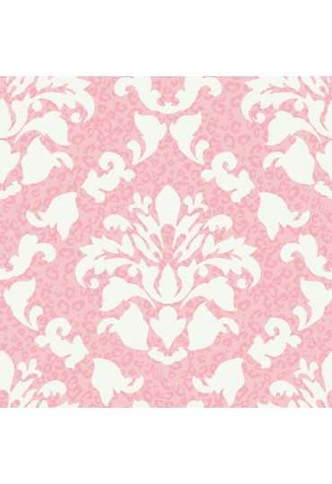 papel-de-parede-girl-power-adamascado-fundo-rosa-cod-pw-3932