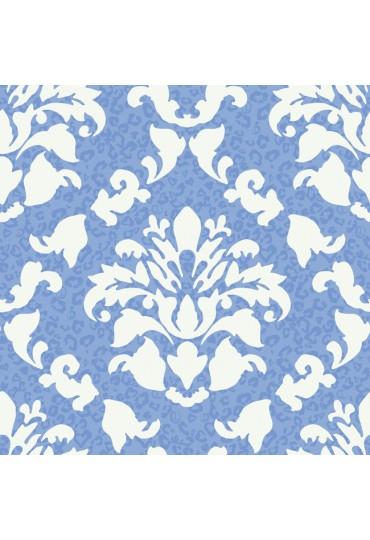 papel-de-parede-girl-power-adamascado-fundo-azul-cod-pw-3936