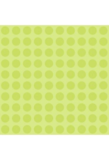papel-de-parede-girl-power-bolinhas-verdes-cod-pw-3947