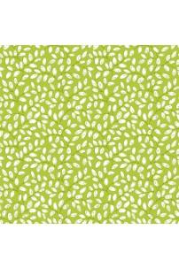 papel-de-parede-bistro-mini-folhas-branca-com-fundo-verde-cod-kb-8518