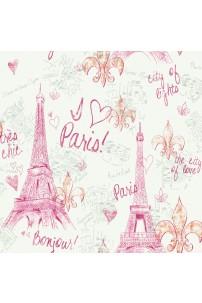 papel-de-parede-girl-power-paris-rosa-cod-pw-3910