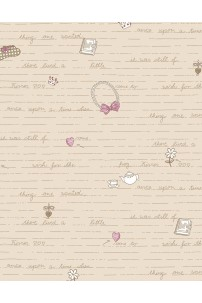 PAPEL DE PAREDE BABY CHARMED
